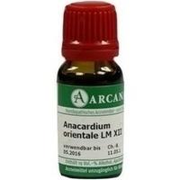 ANACARDIUM ORIENTALE LM 12, 10 ML, ARCANA Dr. Sewerin GmbH & Co. KG