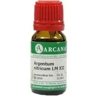 ARGENTUM NITRIC LM 12, 10 ML, ARCANA Dr. Sewerin GmbH & Co. KG