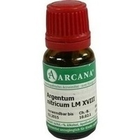 ARGENTUM NITRIC LM 18, 10 ML, ARCANA Dr. Sewerin GmbH & Co. KG