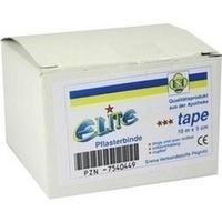 Elite... tape 10mx5cm Pflasterbinde, 1 ST, Erena Verbandstoffe GmbH & Co. KG