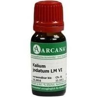 KALIUM JODAT LM 6, 10 ML, ARCANA Dr. Sewerin GmbH & Co. KG