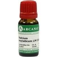 NATRIUM MURIAT LM 120, 10 ML, Arcana Arzneimittel-Herstellung Dr. Sewerin GmbH & Co. KG