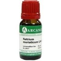 NATRIUM MURIAT LM 18, 10 ML, Arcana Arzneimittel-Herstellung Dr. Sewerin GmbH & Co. KG