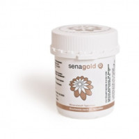 Biochemie Senagold Nr. 22 Calcium carbonicum D12, 400 ST, Senagold Naturheilmittel GmbH