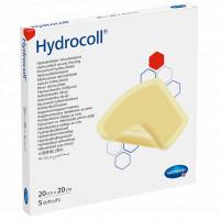 Hydrocoll 20X20cm Wundverband 900674/6, 5 ST, Paul Hartmann AG