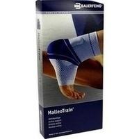 MalleoTrain schwarz links 2, 1 ST, Bauerfeind AG / Orthopädie