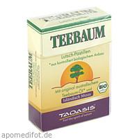 TEEBAUM Pastillen, 30 G, Taoasis GmbH Natur Duft Manufaktur