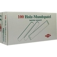 MUNDSPATEL AUS HOLZ EINZELN VERPACKT, 100 ST, Büttner-Frank GmbH