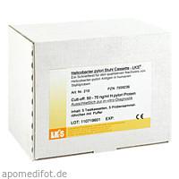 Helicobacter Stuhltest LKS, 5 ST, Laboklinika Produktions-Und Vertriebs-Gesellschaft mbH