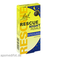 BACH ORIGINAL RESCUE NIGHT PEARLS, 1 ST, Nelsons GmbH
