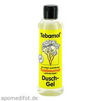 TEEBAUMOEL DUSCH Gel, 200 ML, Hübner Naturarzneimittel GmbH