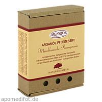 ARGANÖL PFLEGESEIFE Rose & Zitronengras ARGAND'OR, 1 ST, Argand'or Cosmetic GmbH