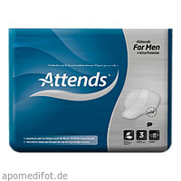 Attends For men 3, 14 ST, Attends GmbH