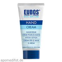 EUBOS-Handcreme Tube, 50 ML, Dr.Hobein (Nachf.) GmbH