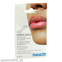 Herpes Patch, 15 ST, Axisis GmbH