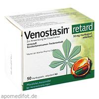 Venostasin retard 50mg, 50 ST, Emra-Med Arzneimittel GmbH