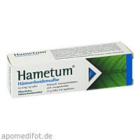 Hametum Haemorrhoiden Salbe, 25 G, Dr.Willmar Schwabe GmbH & Co. KG