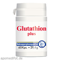 Glutathion Plus, 60 ST, Pharma Peter GmbH
