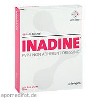 INADINE SALBENGAZE mit PVP Iod 5X5CM, 25 ST, Kci Medizinprodukte GmbH