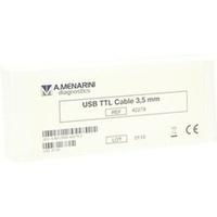 GlucoMen LX Plus USB Kabel, 1 ST, Berlin-Chemie AG