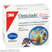 Opticlude 3M Disney Girls midi, 100 ST, 3M Medica Zwnl.d.3M Deutschl. GmbH