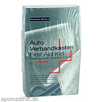 Verbandkasten Kfz Silber DIN 13164, 1 ST, Holthaus Medical GmbH & Co. KG