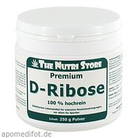 D-Ribose 100% hochrein, 250 G, Hirundo Products