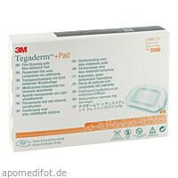 Tegaderm Plus Pad 3M 9x10cm, 25 ST, 3M Medica Zwnl.d.3M Deutschl. GmbH