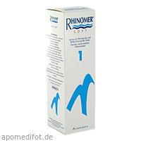RHINOMER 1 Soft, 115 ML, GlaxoSmithKline Consumer Healthcare