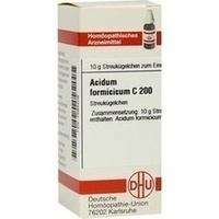 ACIDUM FORMIC C200, 10 G, Dhu-Arzneimittel GmbH & Co. KG
