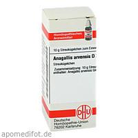 ANAGALLIS ARVENS D 2, 10 G, Dhu-Arzneimittel GmbH & Co. KG