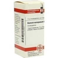 ASARUM EUROPAEUM C200, 10 G, Dhu-Arzneimittel GmbH & Co. KG