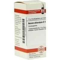 AURUM CHLORATUM D12, 10 G, Dhu-Arzneimittel GmbH & Co. KG