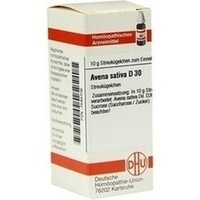AVENA SATIVA D30, 10 G, Dhu-Arzneimittel GmbH & Co. KG