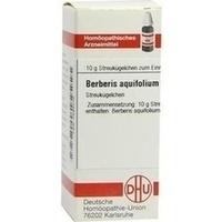 BERBERIS AQUIF D 4, 10 G, Dhu-Arzneimittel GmbH & Co. KG