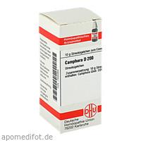 CAMPHORA D200, 10 G, Dhu-Arzneimittel GmbH & Co. KG