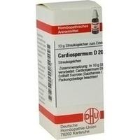 CARDIOSPERMUM D200, 10 G, Dhu-Arzneimittel GmbH & Co. KG