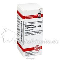 GNAPHALIUM POLYC D30, 10 G, Dhu-Arzneimittel GmbH & Co. KG