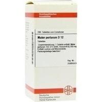MATER PERLARUM D12, 200 ST, Dhu-Arzneimittel GmbH & Co. KG