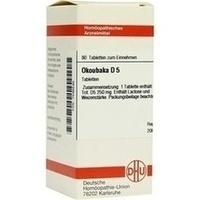 OKOUBAKA D 5, 80 ST, Dhu-Arzneimittel GmbH & Co. KG