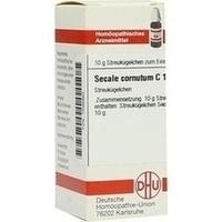 SECALE CORNUT C12, 10 G, Dhu-Arzneimittel GmbH & Co. KG