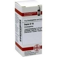 SEPIA D15, 10 G, Dhu-Arzneimittel GmbH & Co. KG