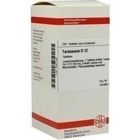TARAXACUM D12, 200 ST, Dhu-Arzneimittel GmbH & Co. KG