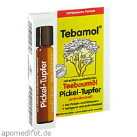 Teebaumöl Pickel-Tupfer, 10 ML, Hübner Naturarzneimittel GmbH