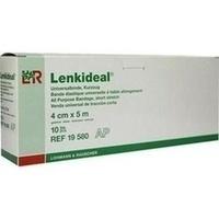 Lenkideal 5mx4cm ohne Verbandklammern weiß, 10 ST, Lohmann & Rauscher GmbH & Co. KG