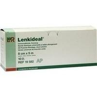 Lenkideal 5mx8cm ohne Verbandklammern weiß, 10 ST, Lohmann & Rauscher GmbH & Co. KG