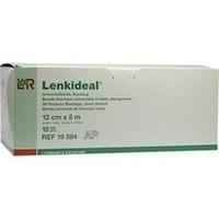 Lenkideal 5mx12cm ohne Verbandklammern weiß, 10 ST, Lohmann & Rauscher GmbH & Co. KG