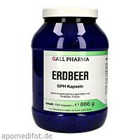 Erdbeer GPH Kapseln, 1750 ST, Hecht-Pharma GmbH