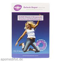 McMed Gelenk Depot-Tabletten, 30 ST, Pharma Netzwerk Pnw GmbH