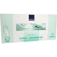 Latex-Handschuhe Small 4384, 100 ST, Abena GmbH